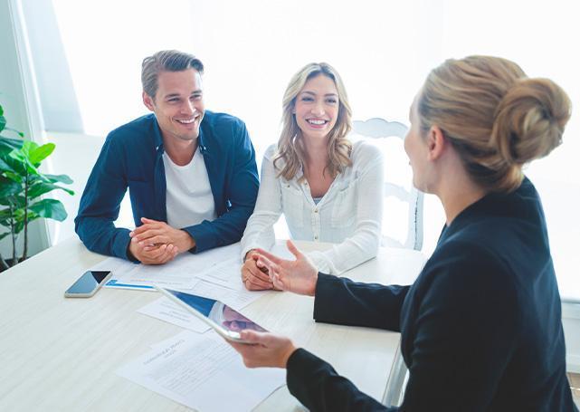 Spotkanie biznesowe zklientem